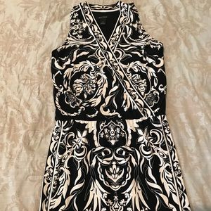 White House Black Market Jersey Dress